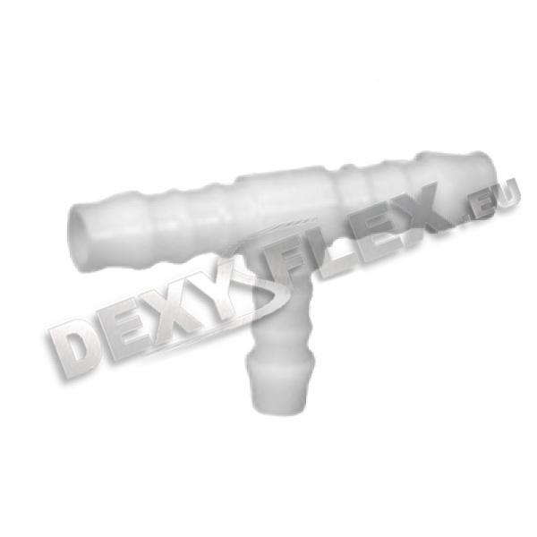 Hoses Dexyflex Pvc Connection Tee